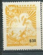 Mozambique  - Bienfaisance   -    Yvert N° 21 *   Cw 22015 - Mozambique