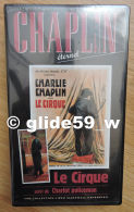 Chaplin Eternel - K7 Vidéo N° 5 - Le Cirque Suivi De Charlot Policeman - Collection Marshall Cavendish 1998 - Collections, Lots & Séries