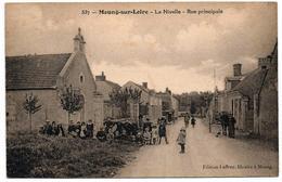 45 - Loiret. Meung Sur Loire. 537 - La Nivelle - Rue Principale - France