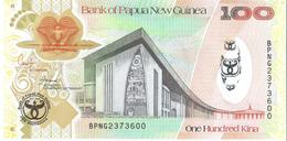 Papua New Guinea - Pick 37a - 100 Kina 2008 - Unc - Commemorative - Papouasie-Nouvelle-Guinée