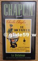 Chaplin Eternel - K7 Vidéo N° 6 - Le Dictateur - Collection Marshall Cavendish 1998 - Cassettes Vidéo VHS
