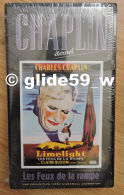 Chaplin Eternel - K7 Vidéo N° 7 - Les Feux De La Rampe - Collection Marshall Cavendish 1998 - Video Tapes (VHS)