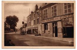 45 - Loiret. Meung Sur Loire. 261 - La Rue Du Général De Gaulle - France