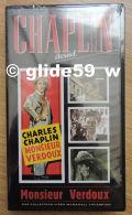 Chaplin Eternel - K7 Vidéo N° 9 - Monsieur Verdoux - Collection Marshall Cavendish 1998 - Collections & Sets