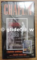 Chaplin Eternel - K7 Vidéo N° 10 - L'Opinion Publique Suivi De Charlot Rentre Tard - Collection Marshall Cavendish 1998 - Collections, Lots & Séries