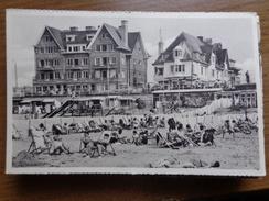 De Haan, Strand --> Onbeschreven - De Haan