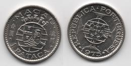+ MACAO +1 PATAKA 1975 +