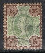 GRANDE BRETAGNE N°97 - Used Stamps
