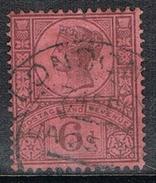 GRANDE BRETAGNE N°100 - Used Stamps