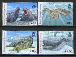 2006 - BRITISH ANTARCTIC TERRITORY - Catg.. Mi. 446/449 -  NH - (I-SRA3207.13) - Territorio Antartico Britannico  (BAT)