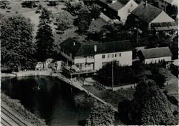 FLUGAUFNAHME  HOTEL  QUELLENBAD     RIEDT        (VIAGGIATA) - TG Thurgovie