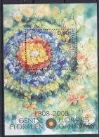 BELGIQUE  :  Bloc 124  Neuf  XX   2008  Floralies Gantoises - Blokken 1962-....
