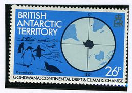 1982 - BRITISH ANTARCTIC TERRITORY - Catg.. Mi. 88/93 -  NH - (I-SRA3207.13) - Nuovi
