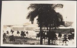 POS-363 CUBA PHOTOGRAPHIC POSTCARD PINES IS. CIRCA 1940. RECLUSORIO NACIONAL, PRISION PRISON. UNUSED. - Cuba
