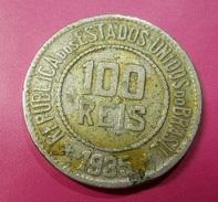 Brazil 100 Reis 1935 - Brésil