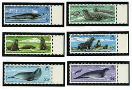 1983 - BRITISH ANTARCTIC TERRITORY - Catg.. Mi. 98/103 -  NH - (I-SRA3207.13) - Territorio Antartico Britannico  (BAT)