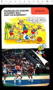 Humour Sport Basket Ball Basketball   01/D-21 - Oude Documenten