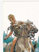 CPM  Scout Scoutisme Illustrateur Pierre JOUBERT Edition De Signe De Piste - Scouting
