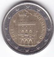 SAN MARINO  2 EURO  2012 - San Marino