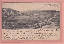 OLD POSTCARD   SWEDEN  1900'S - ORNSKOLDSVIK - Suède