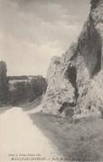 Dép. 89 - MAILLY-LE-CHATEAU. - Roche Du Petit Abreuvoir. Cliché A. Toulot. Toulot, édit. - Francia