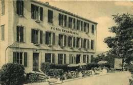 83 - 040217a - GRIMAUD - Un Nid Au Coeur Des Maures - Hôtel Beausoleil - Other Municipalities