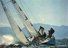 Sous Le Beau Ciel Du Midi - Plaisir De La Voile - Barche