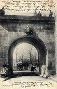 Langres. Porte Saint Didier, Rue Boulière. (1157) - Langres
