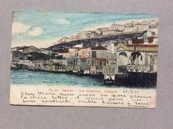 AK  TURKEY  SMYRNE     UNDIVIDED BACK   1913. - Turquie