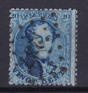 N° 15 B  LP 237 MARCHE    COBA +6.00 - 1863-1864 Médaillons (13/16)