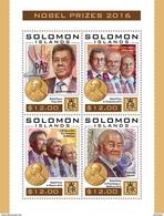 SOLOMON Isl. 2016 - Nobel Prize In Physics