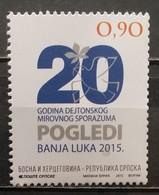 Bosnia And Hercegovina, Republic Of Srpska, 2015, Mi: 665 (MNH) - Bosnia And Herzegovina