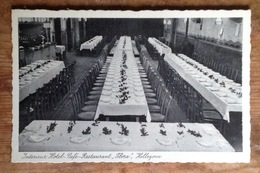 "HILLEGOM - Hôtel-café-restaurant ""Flora"" - Pays-Bas"