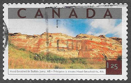 Canada SG2150 2002 Tourist Attractions (2nd Series) $1.25 Good/fine Used [33/28371/4D]