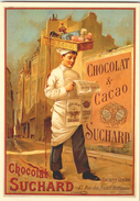CHOCOLAT   SUCHARD   / TTBE  / LOT  A30 - Publicité