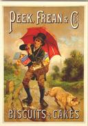PEEK FREAN   E Cos   / TTBE  / LOT  A30 - Publicité