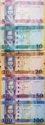 O) 2015 SOUTH SUDAN, BANKNOTE, PAPER MONEY LSD -UNC, POUND  STERLING, PRESIDENT JOHN GARANG, XF - South Sudan