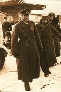 Militaria WW2 - Le Maréchal Von Paulus Prisonnier Des Soviétiques à Stalingrad Le 31.01.1943 - 1939-45