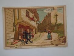 CHROMO CHOCOLAT GUERIN BOUTRON LA PLANCHE - Guérin-Boutron