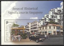 Singapore 2012 - MNH - Bicycle, Cars, Motorcycle