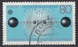 1393 Germania 1983  Heinrich Rudolf Hertz (1857-1894) Electromagnetic Waves Onde Elettromagnetiche