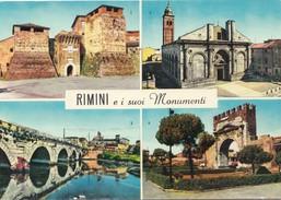 RIMINI E I Suoi Monumenti, Unused Postcard [19464] - Rimini