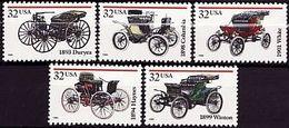 USA Mi. Nr. 2679-2683 ** (A-3-36) - Unused Stamps