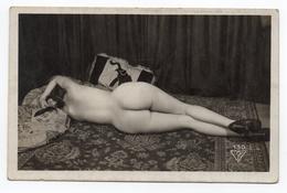 Carte Photo Prise Dans Une Maison Close ? Prostituée ? - Nus Adultes (< 1960)