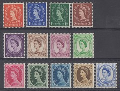 England Lot Marken Aus Minr.282-302 Postfrisch Ansehen !!!!!!!!!!!!! - Lots & Kiloware (max. 999 Stück)