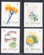 PORTUGAL 1989.FLORES SILVESTRES .AFINSA. Nº 1912/15  NUEVO SIN CHARNELA .SES463GRANDE - 1910-... República