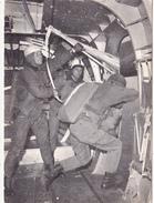 CPSM Parachutisme Parachutiste Saut En Parachute Avion Aviation Fly - Paracadutismo