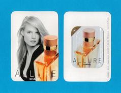 Cartes Parfumées Carte CHANEL ALLURE  LIQUATOUCH    De CHANEL - Cartes Parfumées
