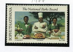 1988 - BOPHUTHATSWANA - Catg.. Mi. 202/205 -  NH - (I-SRA3207.14) - Bophuthatswana