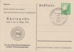 DR Ganzsache Minr.PP142 C28 SST Köln - Briefe U. Dokumente